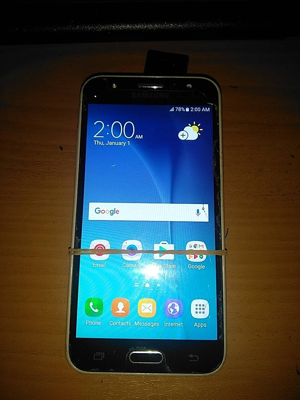 Cara Mudah ByPass FRP Samsung J5 SM-J500G
