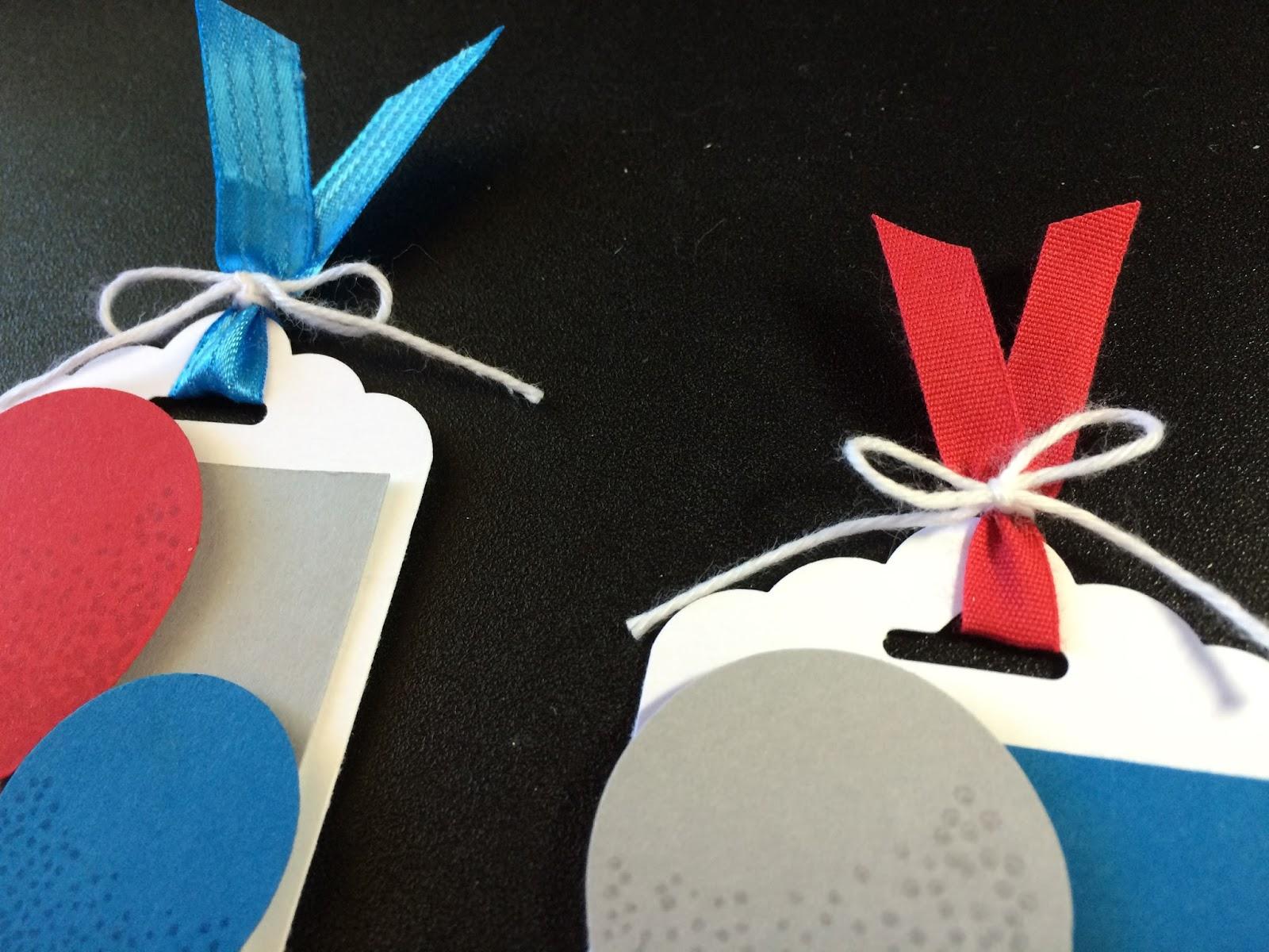 Balloon Tag: Kards By Kadie: Tag Thursday Birthday Balloon