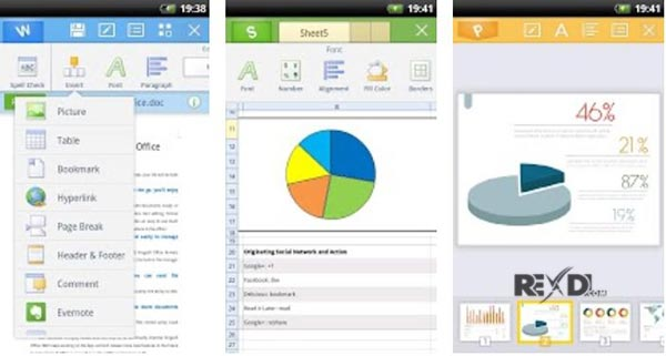 WPS Office + PDF 10 9 6 APK + MOD for Android - APK Premium