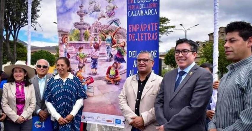 FELICAJ 2019: IV Feria del Libro de Cajamarca espera más de 40 mil visitantes