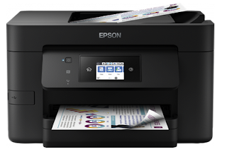 Epson Pro WF-4720DWF Drivers Download and Review