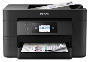 Epson WorkForce Pro WF-4720DWF Drivers Download