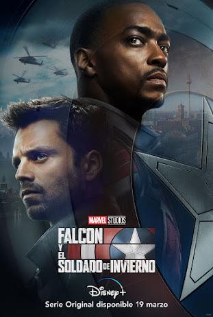 serie Falcon Y El Soldado De Invierno