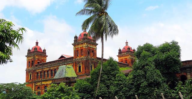Old Yangon