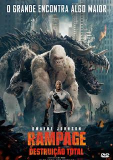 Rampage – Destruição Total – Blu-ray Rip 720p | 1080p Torrent Dublado / Dual Áudio (2018)