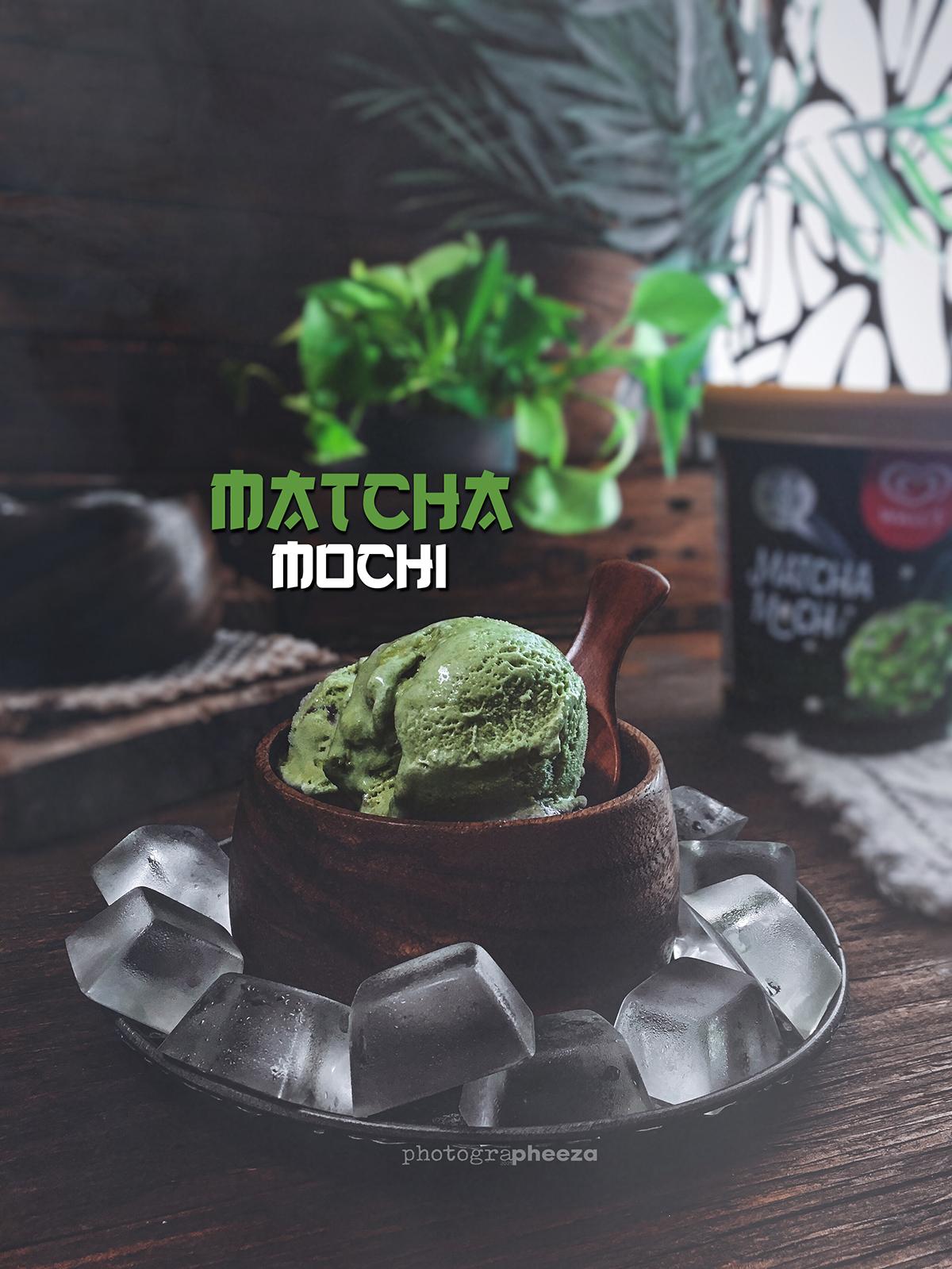 Wall's Matcha Mochi