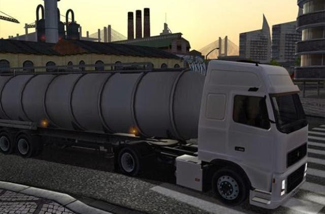 Euro Truck Simulator 1 PC Games Gameplay
