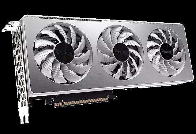 Gigabyte-GeForce-RTX-3060-Vision-OC-12GB