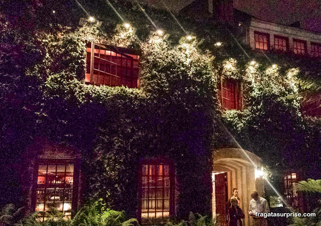 Restaurante em Bogotá: Club Colombia