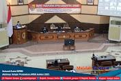 Seluruh Fraksi DPRD Akhirnya Setujui Perubahan APBD Jember 2021