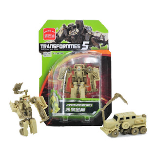 Transformers 5 AX108 Bonecrusher Mini Deformation Robot Vehicle Toys Gifts Kids