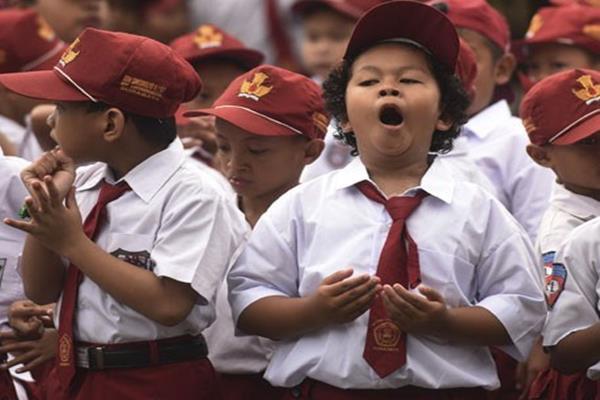 Sistem Pendidikan Indonesia Mirip Pelangi