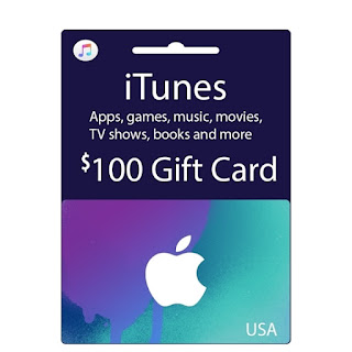itunes gift card apple usa 100$ <br><br> 2.180.000 VNĐ