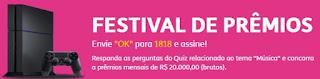 Promoção TIM 2017 2018 Festival de Prêmios