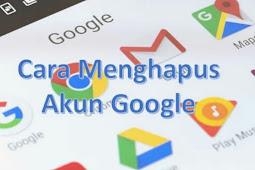 ✓ Cara Hapus Akun Gmail di Android