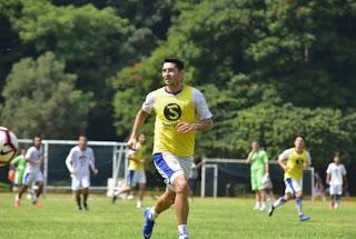 Vizcarra Butuh Waktu untuk Penampilan Terbaik bagi Persib Bandung