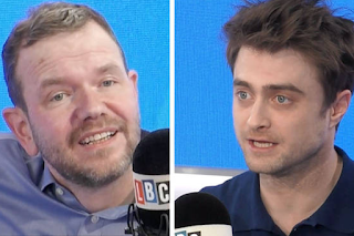Updated(2): Daniel Radcliffe on LBC