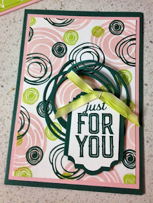Just for you zena kennedy, independent stampin up demonstrator