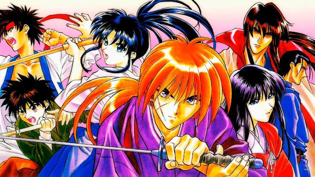 En que manga continua el anime Rurouni Kenshin (Samurai X)