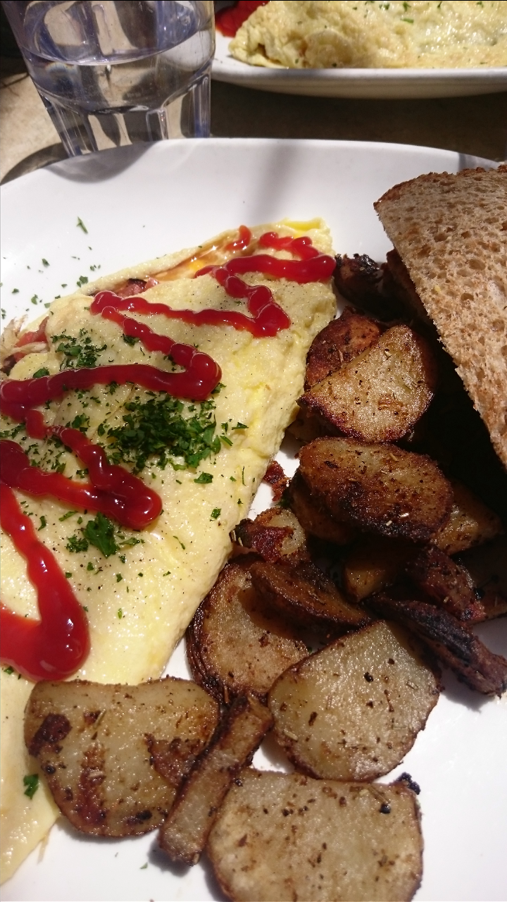 The 1428 in Haight Ashbury Omelette