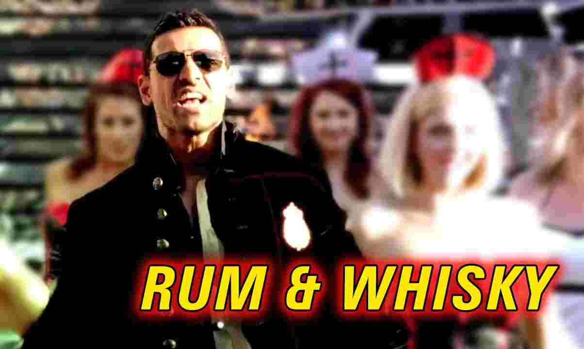 Rum whisky lyrics in Hindi Vicky donor Akshay Verma Bollywood Song