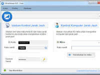 UltraViewer Remote Control Pc Jarak Jauh