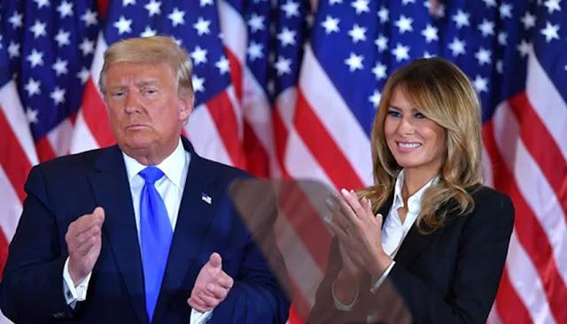 Trump dice que ganó las elecciones