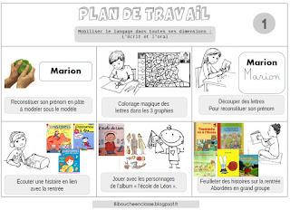 https://biboucheenclasse.blogspot.com/2018/08/trame-plan-de-travail.html