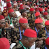 IPOB BOMBS!!! IGBO GOVERNORS AND OHANAEZE ARE THE ONES COLABRATING WITH HAUSA / FULANI TO FRUSTRATE SOUTH-EAST…