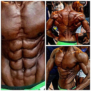 mohamed ali mr 10 pack aesthetics