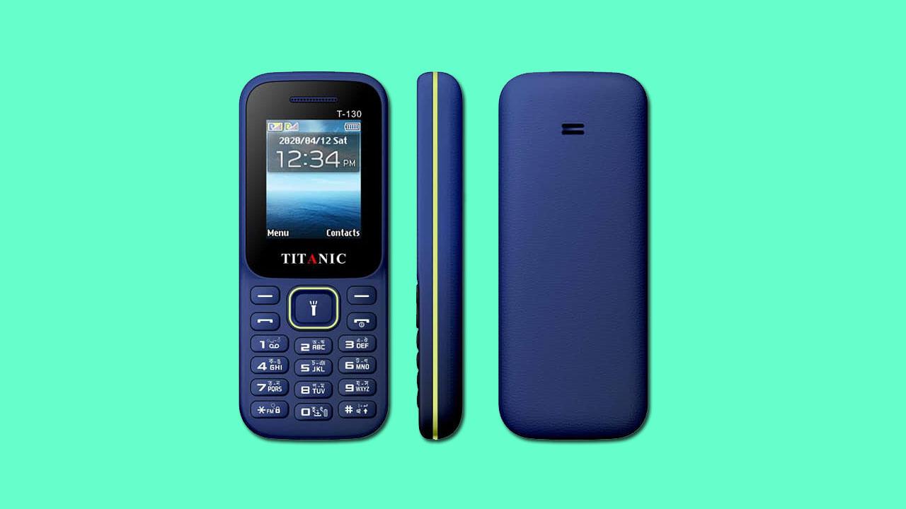 titanic t130 6531e flash file