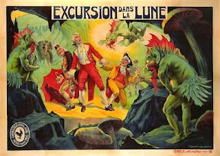 Excursión a la luna - Segundo de Chomón (1908)