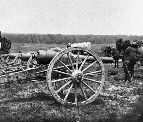 20-Pounder Parrott Rifle picture 2