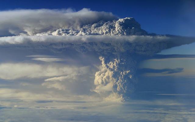 2011 Puyehue-Cordón Caulle Volcano Eruption