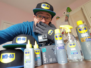 All my WD40 swag