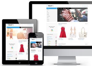 Template Blog Toko Online Shop Responsive Terbaru