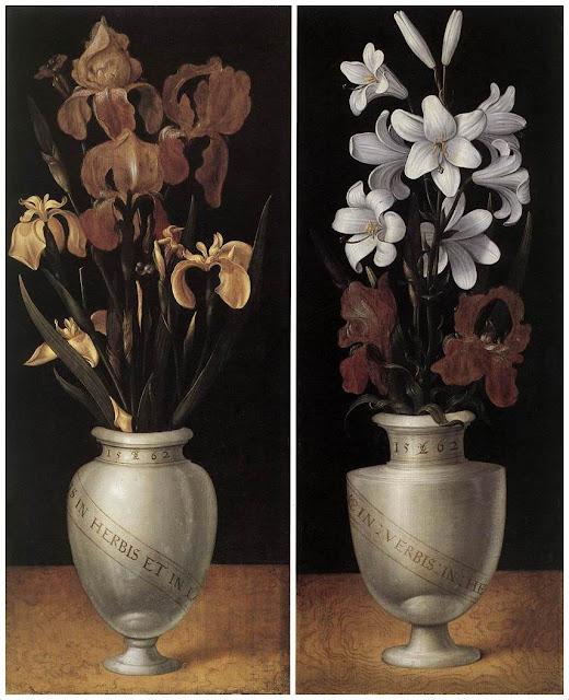 I vasi di fiori di Ludger tom Ring