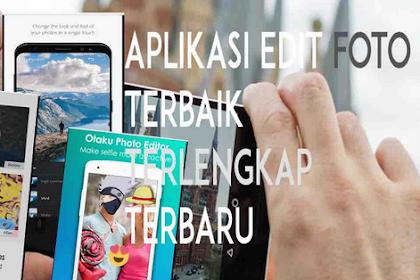 5 Aplikasi Edit Foto Android Terbaik Coba Saja
