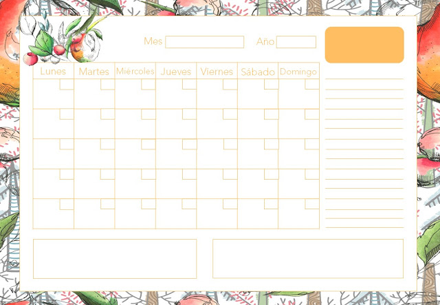 calendario, a4, gratis, descargar, imprimir, imprimible