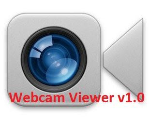 Webcam Viewer v1.0 Cover Photo