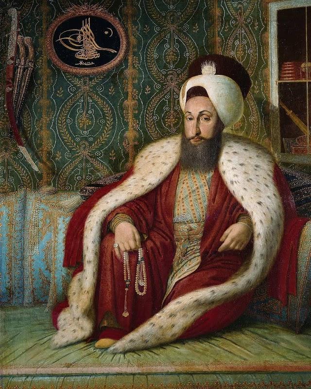 3.Selim'in portresini kim yaptı?