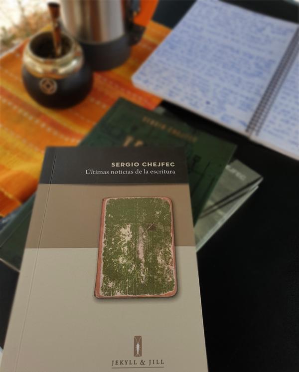 Lectura de «Últimas noticias de la escritura», Tes Nehuén