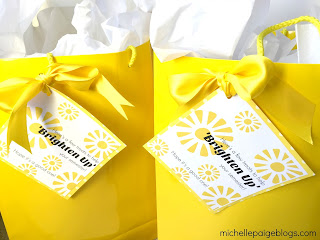 Yellow themed gift ideas @michellepaigeblogs.com