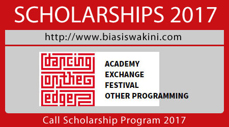Call Scholarship Program 2017