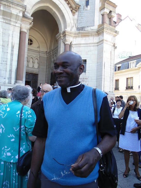 Père Georges Nsafu Nsafu