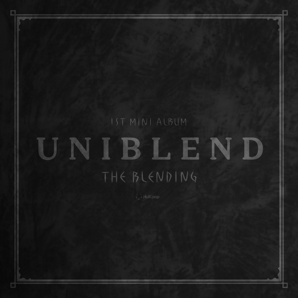 [EP] UniBlenD – The Blending