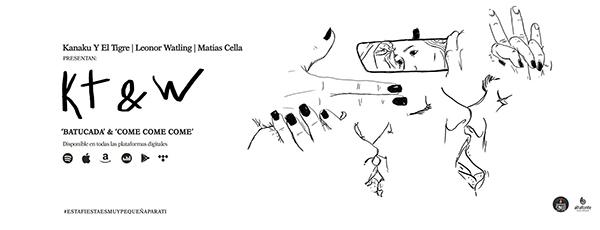 Kanaku-y-el-tigre-lanza-nuevas-canciones-Leonor-Watling