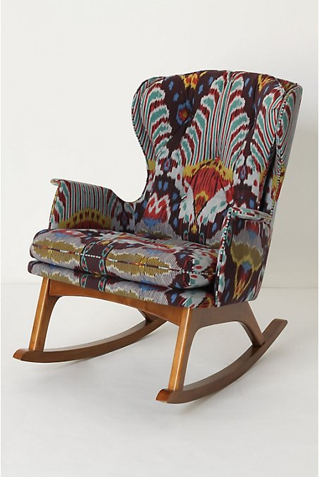 Dwellers Without Decorators: Anthropologie Furniture