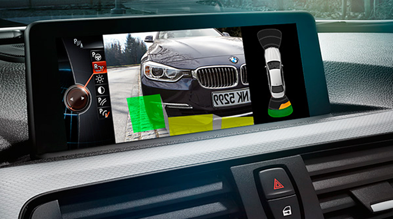 BMW Active Driving Assistant