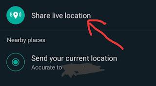WhatsApp Par Location Kaise Share Kare